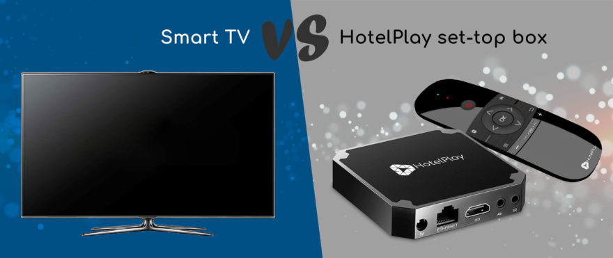 Smart TV vs Set-top Box